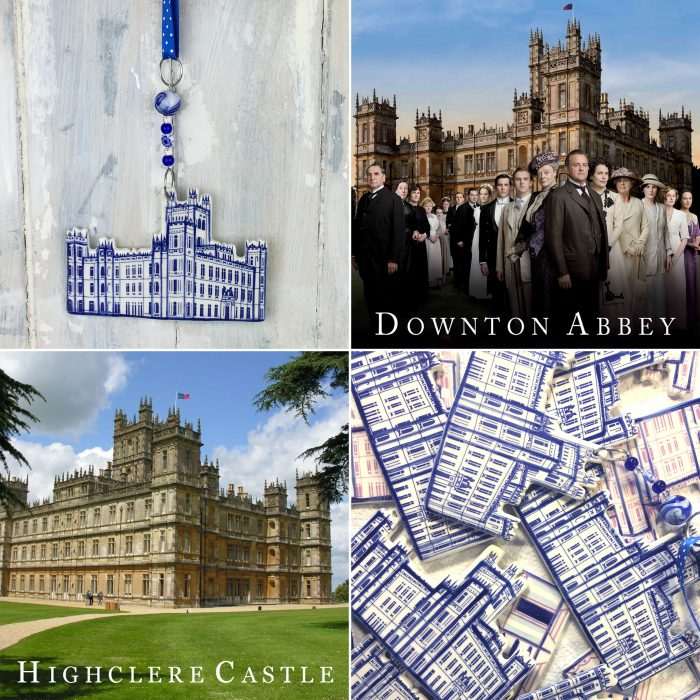 Highclere Castle (the real home of Downton Abbey)