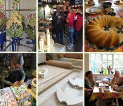 Roelofs & Rubens Ceramics Studio Opening