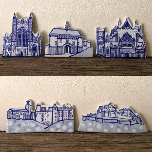 bespoke cathedrals etc